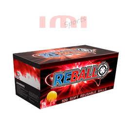 Reball - Пейнтбол топчета за многократна употреба 500 бр.