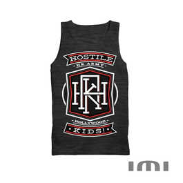 HK Army Tank Top Monogram