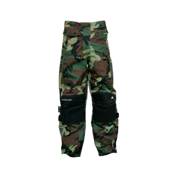 Annex Pants Camo Woodland